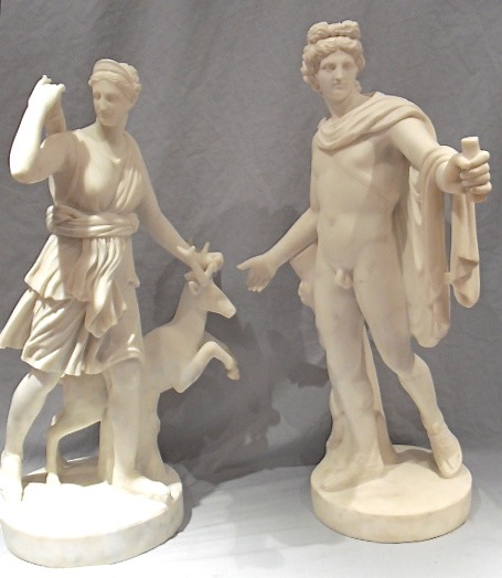 Grand Tour Apollo and Diana