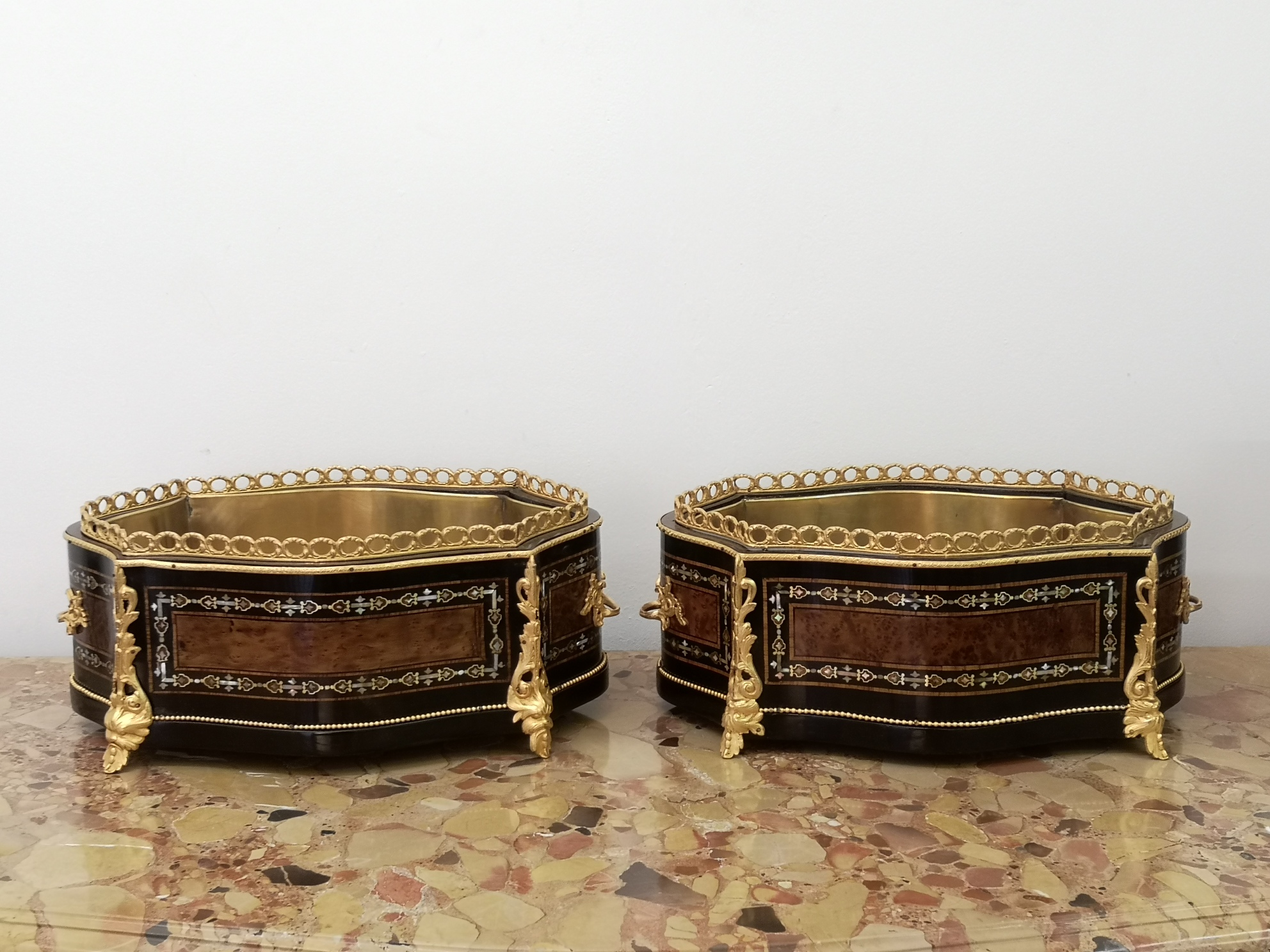Pair Of 19th Century French Jardinieres